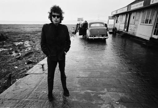 Bob Dylan. Aust Ferry. 1966.