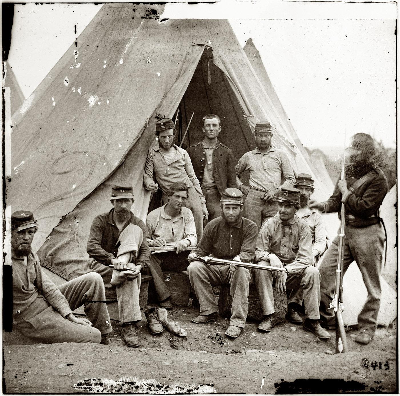 ny volunteers 1861
